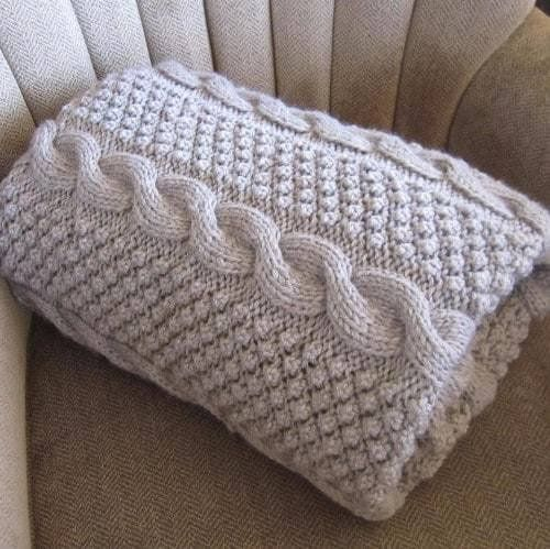 Easy Blankets For Beginners This Project Is Perfect For Beginners