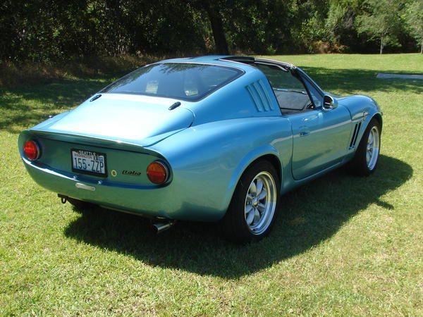 1967 Mazda MX 5 Crystal Mica Blue Peter Cameron Nott