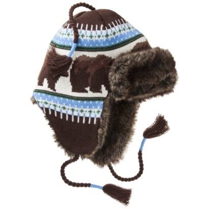 Mossimo Supply Co. Men's Trapper Hat - Bear