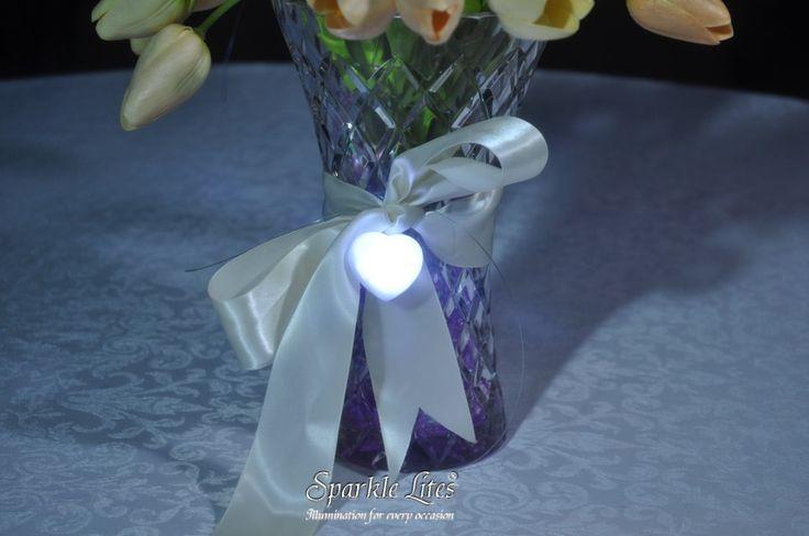 Sparkle Hearts by Sparkle Lites® www.sparklelites.com
