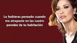 Gloria Trevi - No Querías Lastimarme (Letra 2013) - YouTube
