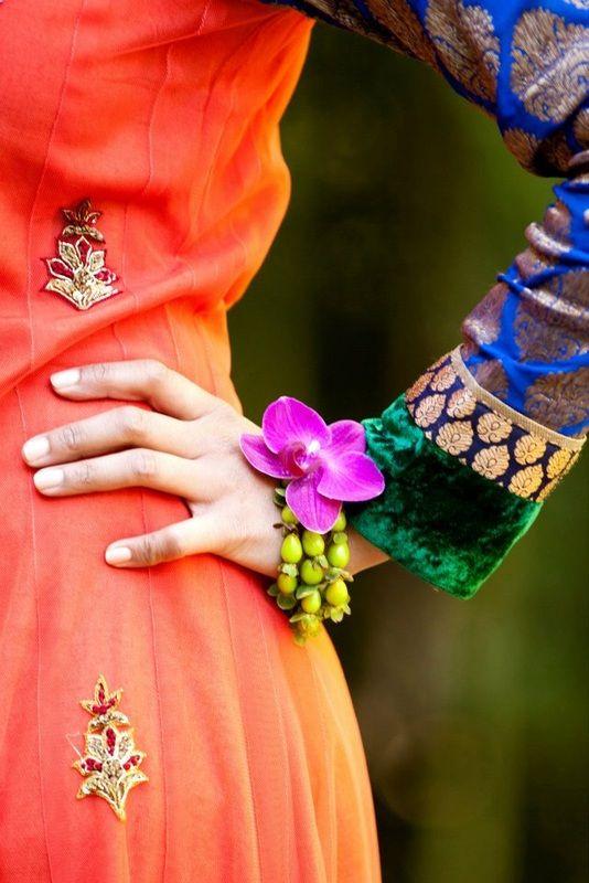 Fresh Floral Jewelryindian Jewelry Shaadisaga