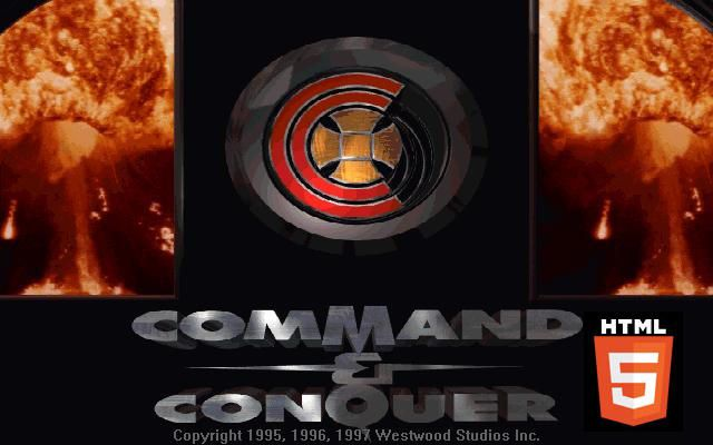 This is a recreation of the original RTS game,Command and Conquer - Tiberian Dawn, entirely in HTML5 and Javascript. It includes several levels in the single player campaign and multiplayer support using Node.js. The current version is a complete rewrite from scratch with new levels, units, infantry, sounds and explosions and multiplayer.
