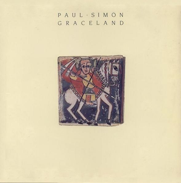 Paul Simon ‎– Graceland