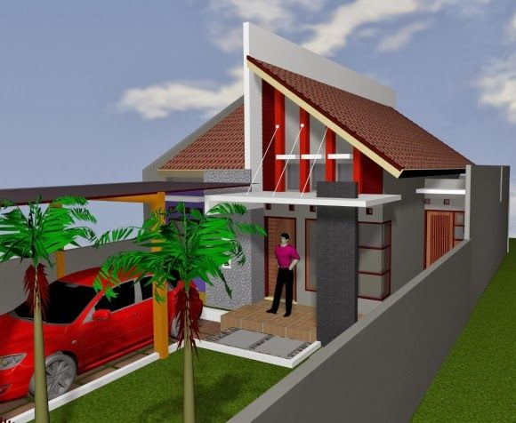 50 Model Atap Rumah Minimalis Yang Cantik Nan Menawan