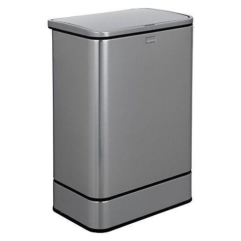 Buy simplehuman Sensor Bin, 40L Online at johnlewis.com
