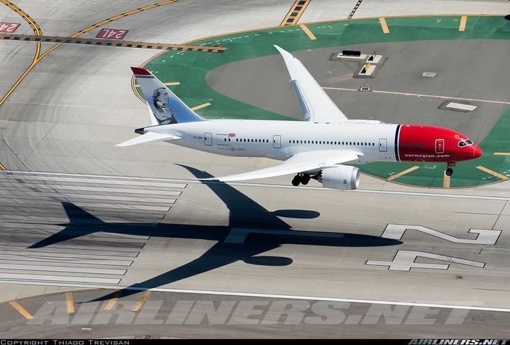 Boeing 787-8 Dreamliner - Norwegian Air Shuttle | Aviation Photo #4035923 | Airliners.net
