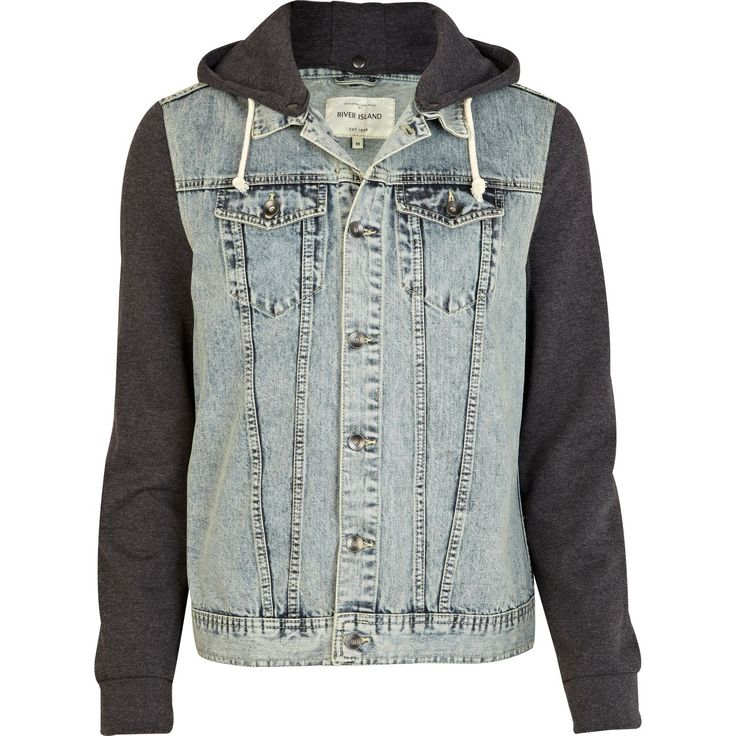 50 best i just want a cute denim jacket images on Pinterest ...