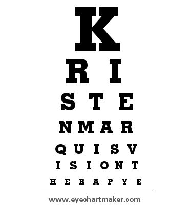 eye chart template concepciontarlacph - eye chart template
