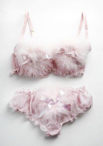 Sweet Fluff lingerie
