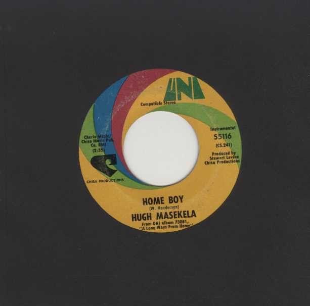 Hugh Masekela - A Long Ways From Home