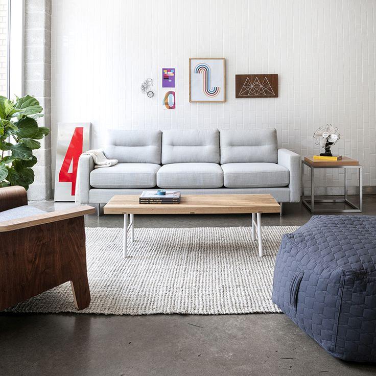 the 167 best gus modern sofas images on pinterest