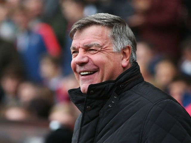 """Sam Allardyce urges Crystal Palace players to """"control their nerves"""""""