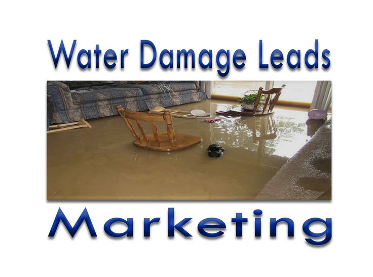 Increase Your Water Damage Leads with our Water Damage SEO Marketing - We offer SEO services for Water Damage Restoration companies looking to increase their water damage and flood damage restoration leads and revenue for their restoration business.  #water #damage #marketing