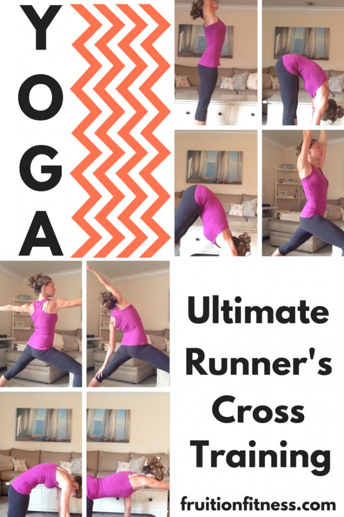 Yoga Cross Training for Runners