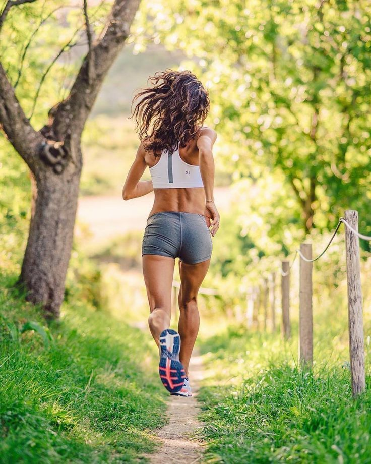 Some nice cardio in the nature is always such a good mid week pick me up. ?…