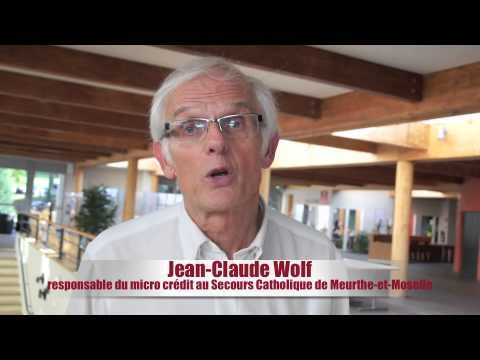 11 septembre présentation du microcrédit personnel accompagné par le Secours Catholique