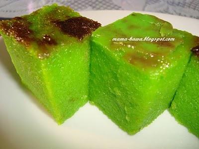 Sometimes things doesnt happen the way we want: Bingka Ubi @ Kuih Bakar Ubi