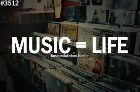 music is life tumblr - Buscar con Google