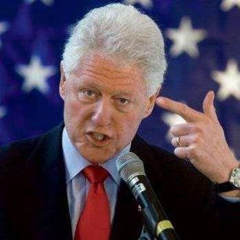 Bill Clinton's Loves & Hookups