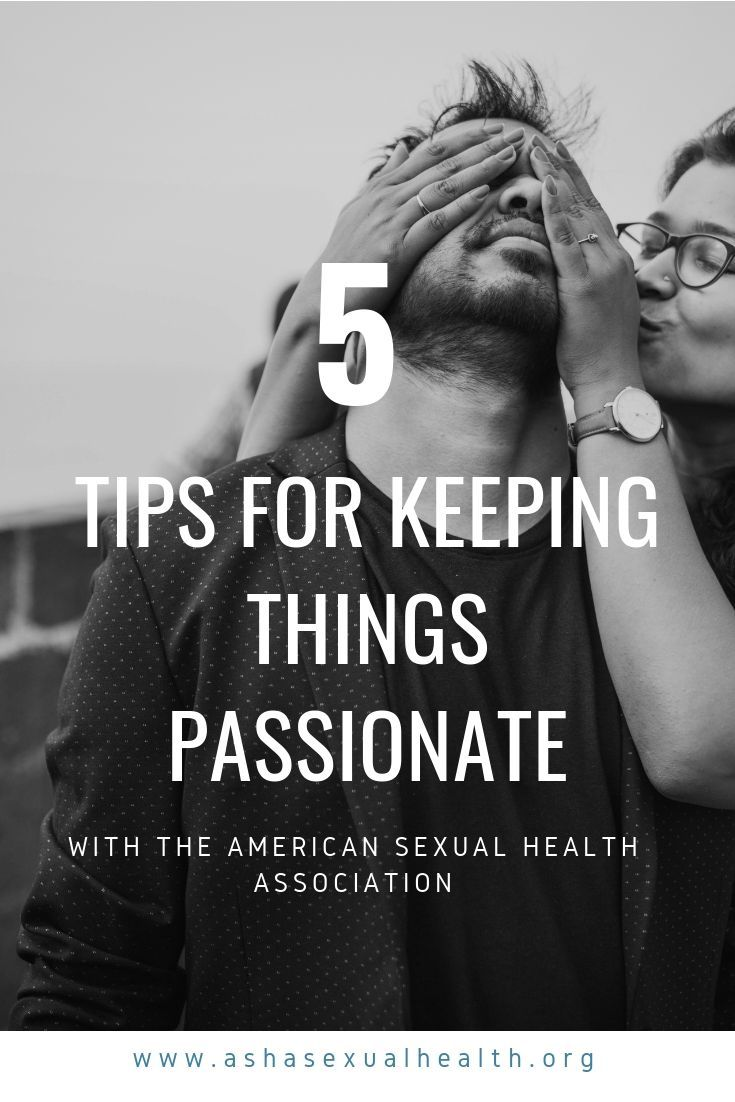 How to be more passionate in bed