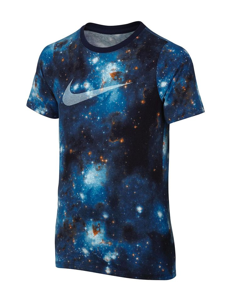 boy Galaxy clothes | Nike Galaxy T-shirt - Boys 8-20 | Stage Stores