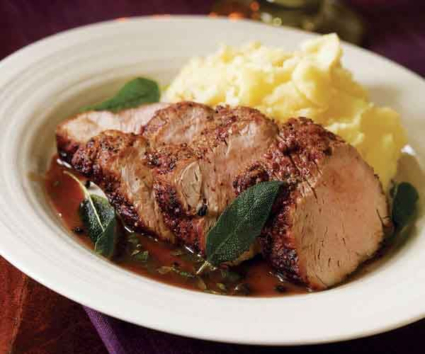 Pork Tenderloin with Sage & Marsala  + 20 other tenderloin recipes