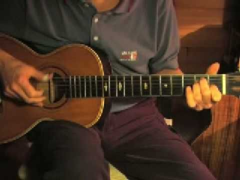 Slow Blues in E - Fingerpicking Guitar Lesson - Bad Blues Part 1 - TABLATURE available