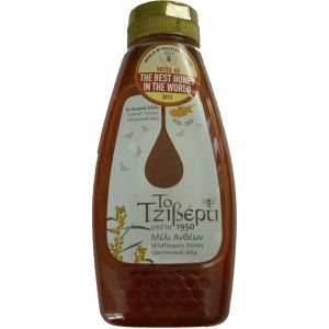 Tziverti Cyprus Honey Squezzy 485g