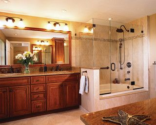 Shower Tub Combo For Small Master Bath Home Addition Master Suite