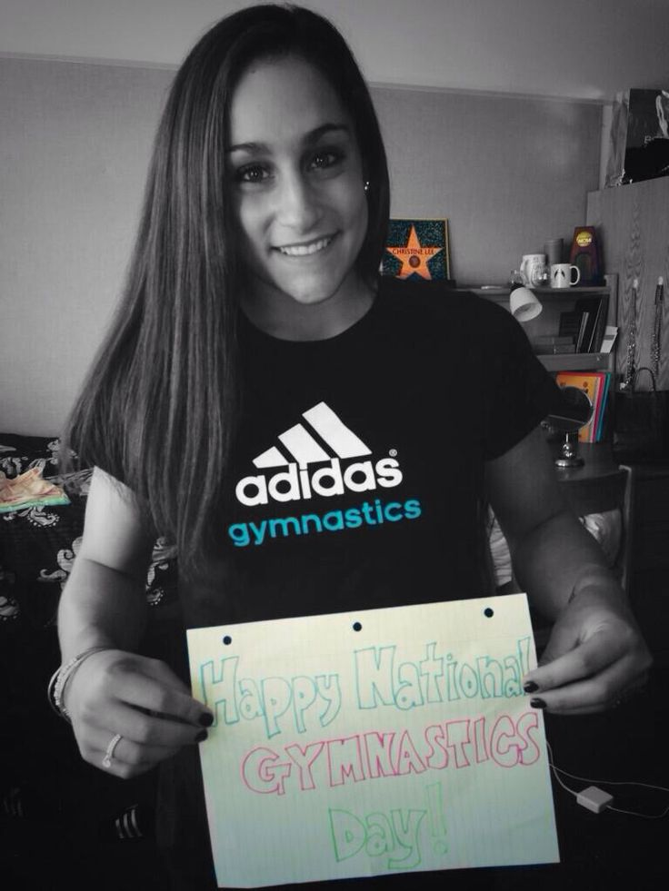 National Gymnastics Day... Jordyn Wieber