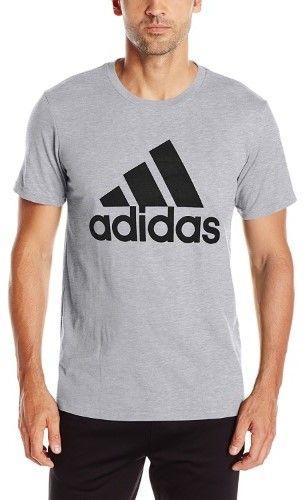 adidas Men's Classic Badge of Sport Graphic Tee