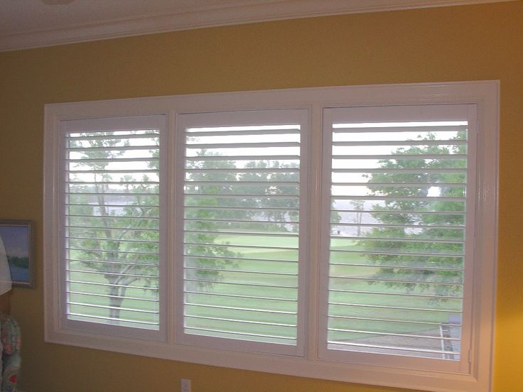 Plantation Shutters In Bedrooms, Bathrooms, Laundry Room, Kitchen Sink  Windows