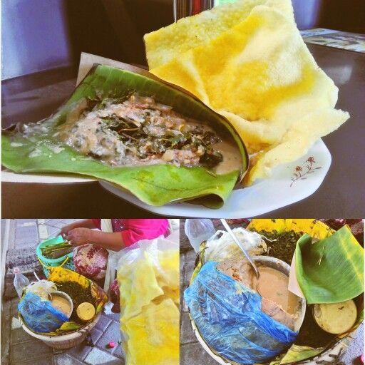 Traditional food of surabaya #semanggi