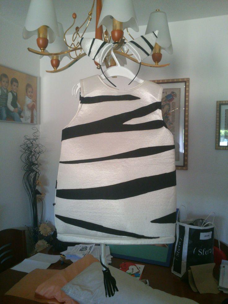 1000 images about disfraces africa on pinterest zebra for Disfraz de cebra
