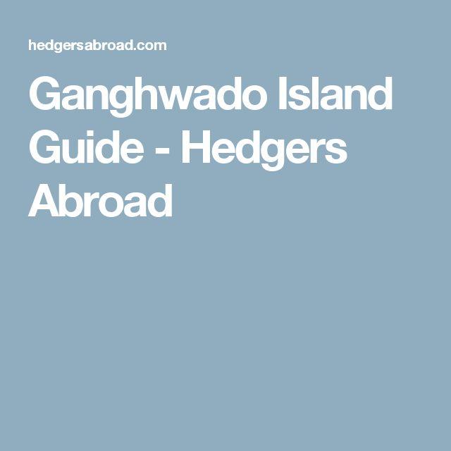 Ganghwado Island Guide - Hedgers Abroad