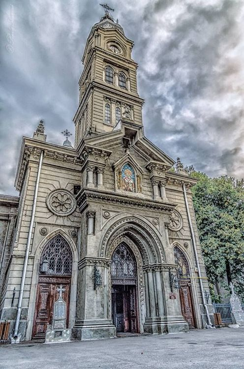 Saint Nicholas Church (Biserica Sf. Nicolae), Braila, Romania