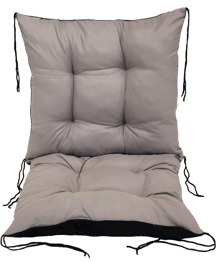 Poduszka Na Krzesło Ogrodowe 505050 Wiązana 7433691793