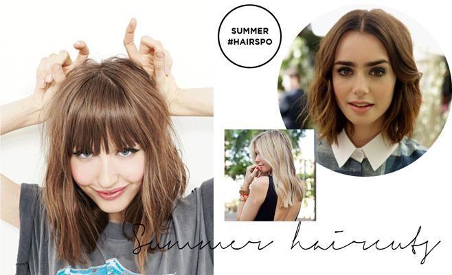 Summer haircuts 2014