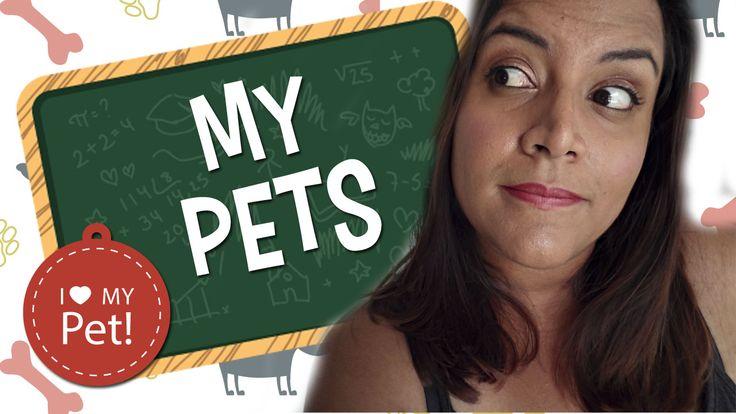 Lunes de Vocabulario! Este mes empezamos a ver los animales! El día de hoy te traigo el vocabulario de mascotas en ingles! Puedes ver el video aqui: https://youtu.be/ycepTNjw1QA