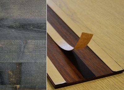 peel and stick wood paneling