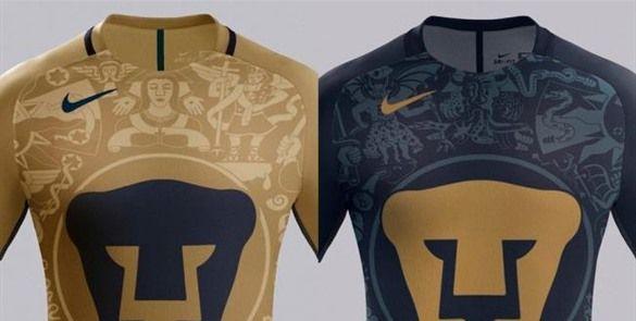 Pumas hace oficial su uniforme para el Apertura 2016