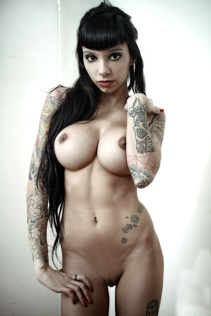 Tattoo Nude Woman 106