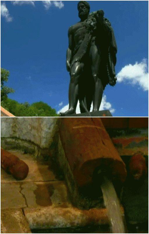 """Statiunea """"BĂILE  HERCULANE"""" - România, este una dintre cele mai vechi statiuni balneare ale lumii, cu o vechime atestata documentar de..."""