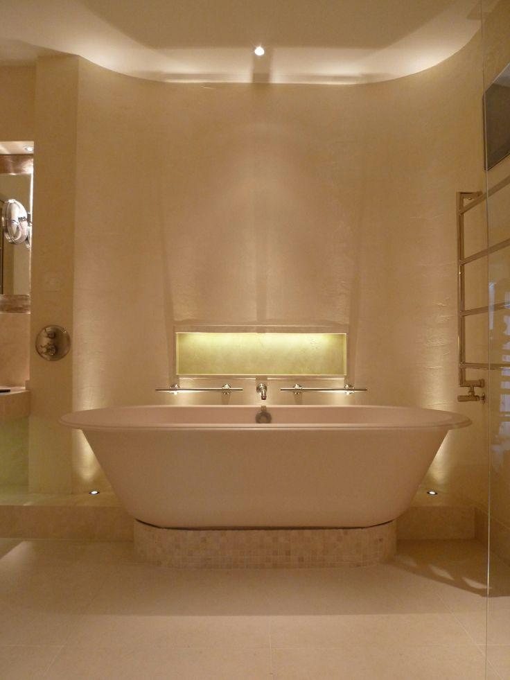 Lighting design by john cullen lighting lighting for Bathroom design 9 x 11