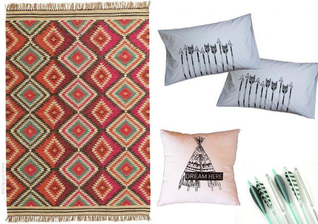 les 25 meilleures id es de la cat gorie tapis navajo sur pinterest. Black Bedroom Furniture Sets. Home Design Ideas