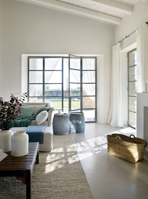 windows + light