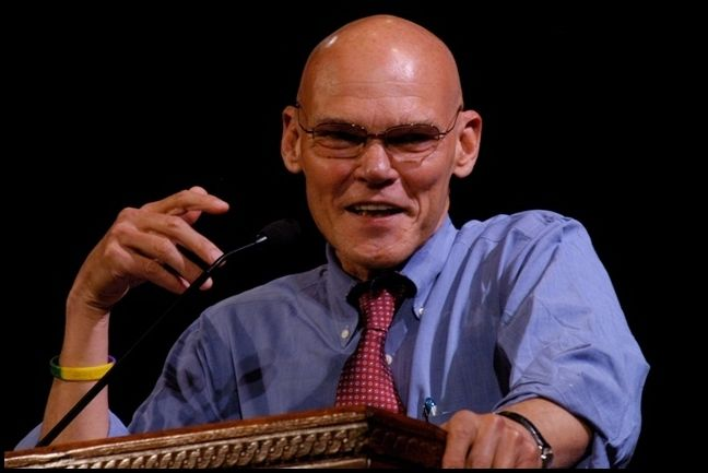 """""""James Carville Says 80% Of Democrats Are Politically Clueless.....Liberals saying things they know aren't true for the sole purpose of exploiting the """"less-than-informed"""" for political gain"""".....great article....read more"""