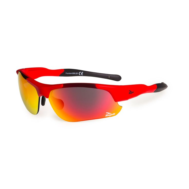 Flashy cycling glasses for men and women