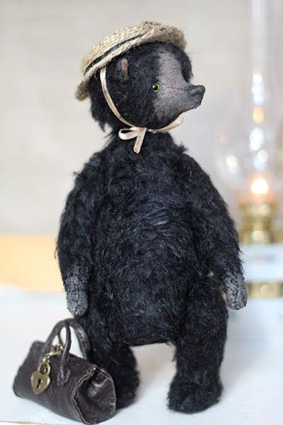 Adriano By Lesya Gogol - Bear Pile